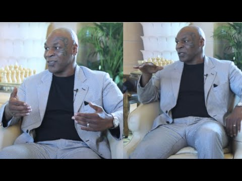 """BREAKING NEWS! MIKE TYSON GOES LIVE WITH JARRELL """"BIG BABY"""" MILLER 😱TYSON TALK EXHIBITION VS MILLER"""