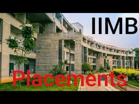 IIM Bangalore 2018 placements. Must watch very motivating.