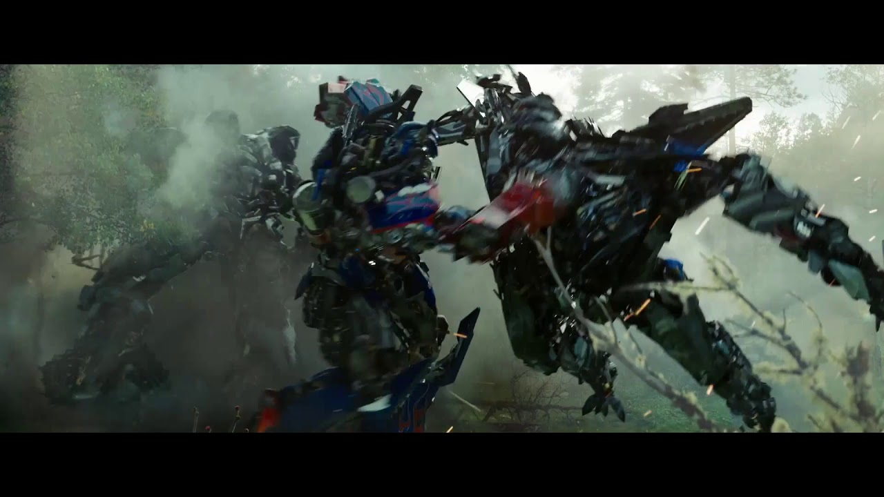 Download Transformers Revenge of the Fallen | (Blu-Ray Edition) 1080p60Fps | Forest Battle
