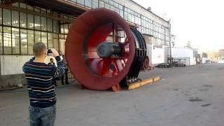 Испытания вентилятора ВО 30 11А(, 2012-11-26T07:22:18.000Z)