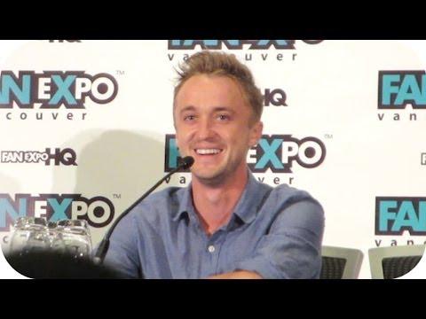 Tom Felton Q&A - Fan Expo Vancouver 2014