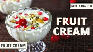 how to make fruit salad indian style