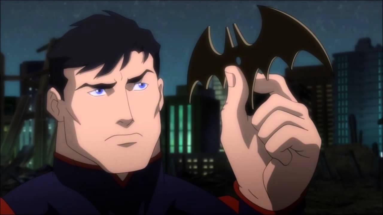 Batman - Superman ile İlk Karşılaşması