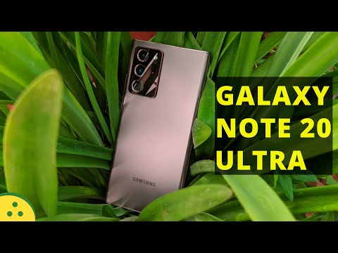 Samsung Galaxy Note 20 Ultra Tamil Long-Term Review — After Android 11 One UI 3 update