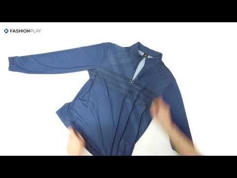 [패션플레이] F1212 남성 나일론 냉감 집업 티셔츠