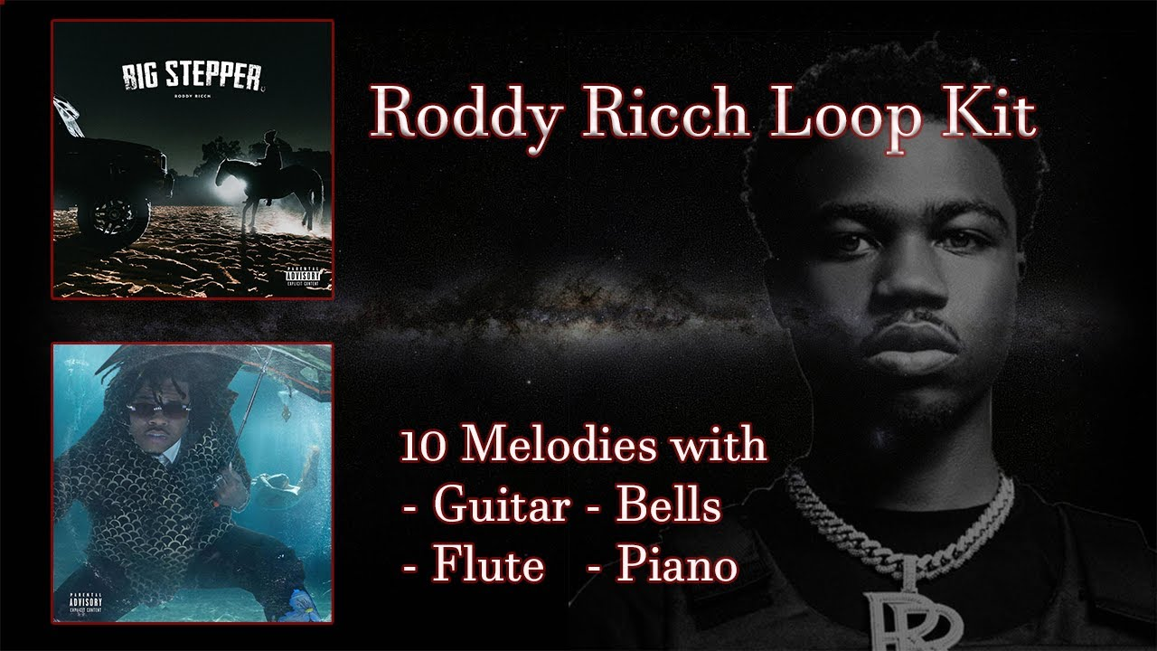 (FREE) Roddy Ricch x Gunna Loop Kit | FREE Cubeatz Sample Kit Prod. by @AdamSlides