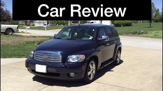 2011 chevy  hhr review