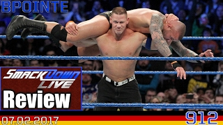 Stabile Ausgabe! - WWE SmackDown Live Review - 07.02.2017 - Podcast #105 (Deutsch/German)