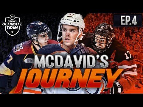 NHL 18 HUT - ROAD TO GLORY | MCDAVID'S JOURNEY #4