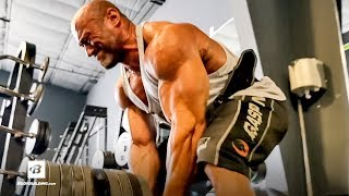 All Out Powerbuilding Back Workout   Ed Brown