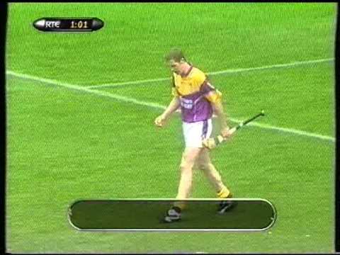 All Ireland Senior Hurling Quarter Final 2001 (1 of 8)