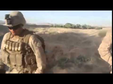 U S Snipers Vs Taliban  Afghanistan 2014