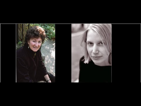 Marin Poetry Center presents Chana Bloch and Maria Hummel