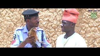 MUSHA DARIYA KALLI YADDA WAYA TA ZAMA KAZA (Hausa Comedy)