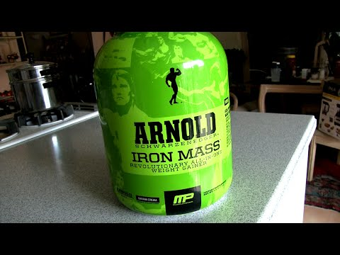 Eating an Entire Mass Gainer in under 5mins (12,000cals)