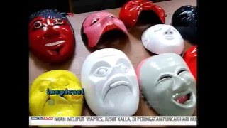 Video Kreasi Topeng Lucu dari Limbah - Inspirasi Sore (13/12) download MP3, 3GP, MP4, WEBM, AVI, FLV Oktober 2017