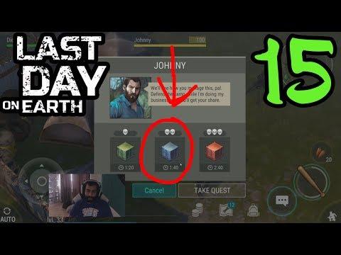 Last Day on Earth: #15 ЕТО ТАКА СЕ РАЗЦЕПВА СИНЬОТО????????!