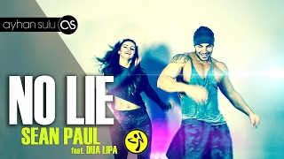 ZUMBA NO LIE - SEAN PAUL feat DUA LIPA (Island Beats Remix) // by A SULU