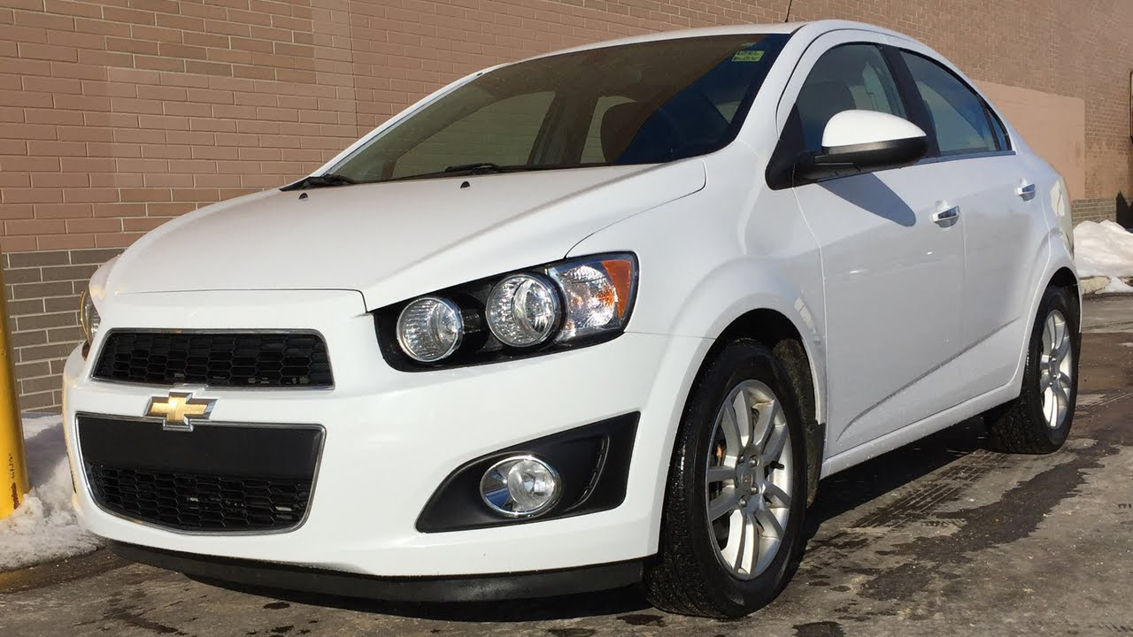 2014 chevrolet sonic lt sedan automatic 16in alloys. Black Bedroom Furniture Sets. Home Design Ideas