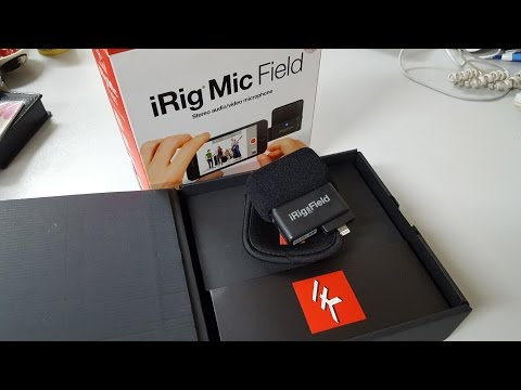 Unbox : iRig Mic Field by IK Multimedia (Thai, ภาษาไทย)