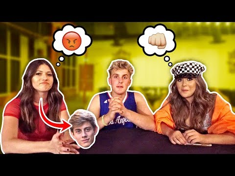 Thumbnail: THERAPY SESSION WITH BOTH HIS GIRLFRIENDS!! (Intense)