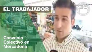 Reportaje Convenio Colectivo Mercadona (Antena 3)