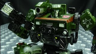 Siege Deluxe HOUND: EmGo's Transformers Reviews N' Stuff