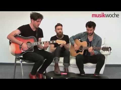 Twin Atlantic - Heart And Soul Acoustic (MusikWoche Session)