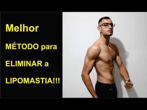 Melhor MÉTODO para ELIMINAR a LIPOMASTIA!!! - Athos Fagundes