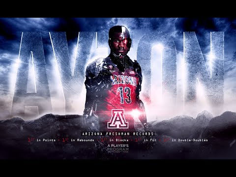 Deandre Ayton Pac-12 Player of the Year Highlights