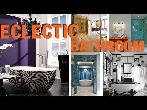 30+ Best ECLECTIC BATHROOM Design Ideas