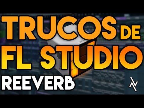TRUCOS de FL STUDIO: Cómo automatizar el REEVERB
