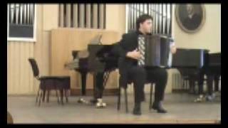 Ivan Gaidychuk - Paganini Caprise 14 Паганини Каприз 14