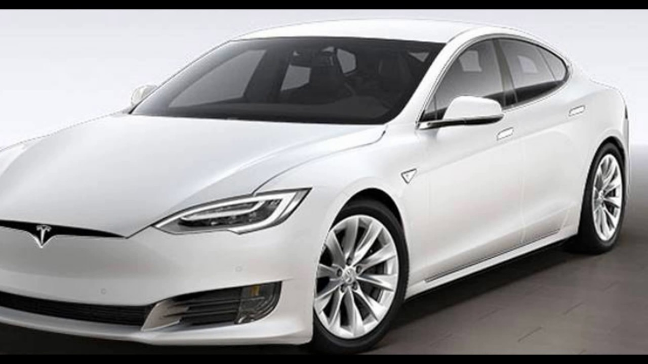 2017 Tesla Model S P100d Luxury New Concept Electric Car Review