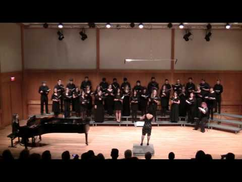 How Can I Keep From Singing? - Robert Lowry, arr. Karen P. Thomas - Camerata Singers