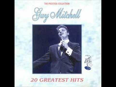 Pretty Little Black Eyed Susie - Guy Mitchell