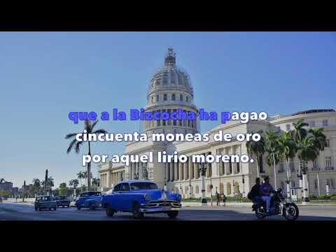 La Lirio - Carlos Cano - Karaoke