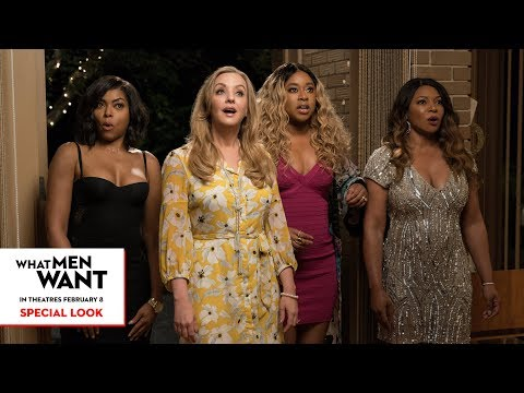 What Men Want (2019)-  Special Look- Paramount Pictures