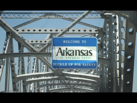 Road Trip to Fort Smith Arkansas