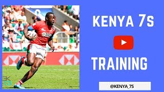 KENYA RUGBY 7S ★ TRAINING [PART 1] ★ 2018