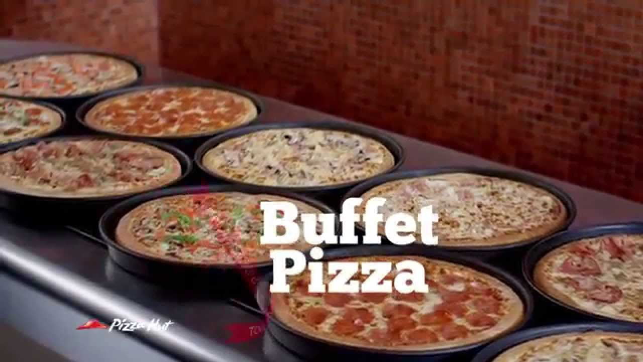 When is pizza hut buffet