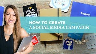 كيفية إنشاء حملة وسائل الاعلام الاجتماعية