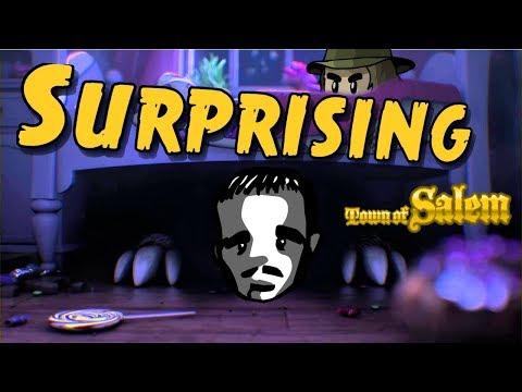 SURPRISING | Town of Salem Ranked Game