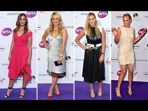 Wimbledon Party 2017 - Stars of women's tennis attend WTA