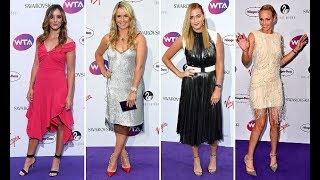 Wimbledon Party 2017 - Stars of women