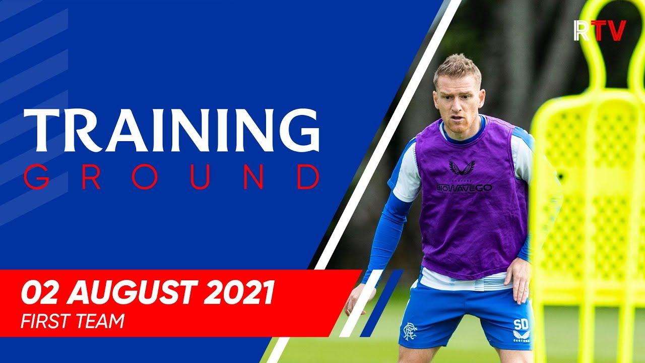 TRAILER   Training Ground   02 Aug 2021