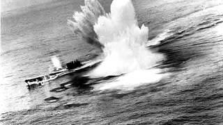U-boats off the Texas Coast in World War II