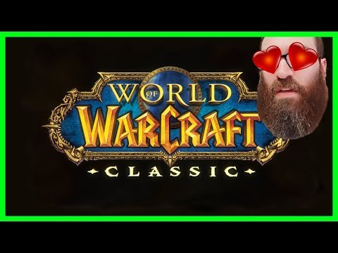 Official Vanilla / Classic World of Warcraft servers announced at BlizzCon 2017! [WOW]