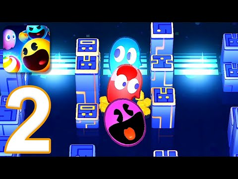 PAC-MAN Party Royale - Gameplay Walkthrough Part 2 (iOS)