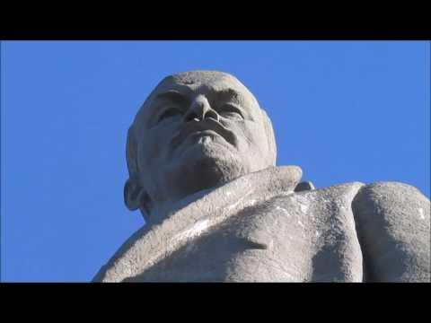 Самый самый большой Ленин во ВСЕЛЕННОЙ. Что посмотреть в Волгограде - Красноармейский район.